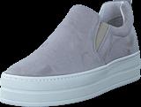 A Pair - V03 Light Grey Suede