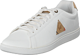 Le Coq Sportif - Courtcraft Optical White/croissant