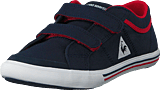 Le Coq Sportif - Saint Gaetan Ps Dress Blue/vintage Red