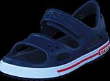 Crocs - Crocband Ii Sandal Ps Navy/white