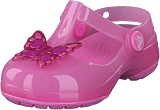 Crocs - Crocs Isabella Emb Clog Ps Carnation