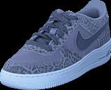 Nike - Nike Air Force 1 Lv8 (gs) Atmosphere Grey/gunsmoke-white