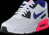 Nike - Nike Air Max 90 Essential White/ultramarine-redblack