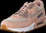 Nike - Wmns Air Max 90 Beige/moon Particle-gunsmoke