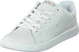 Ralph Lauren Junior - Quilton J White Leather W White Pp Gold