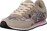 Odd Molly - Lace Up Trainer Light Porcelain