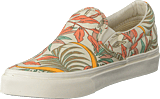 Vans - Ua Classic Slip-on California Floral Marshmallow