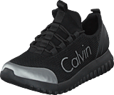 Calvin Klein Jeans - Ron Black/silver