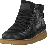 Angulus - Tex-boot With Laces Black