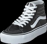 Vans - Ua Sk8-hi Platform 2.0 Black/true White